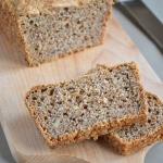 Chleb pszenny razowy na...