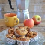 Muffiny z jabłkiem i...