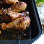 Kurczak w klementynkach