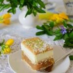 Ciasto rajskie z...