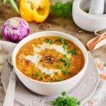 Dhal-indyjska zupa z...