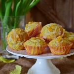 Muffinki cytrynowe z...