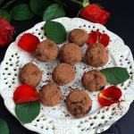 Trufle czekoladowo-mietow...