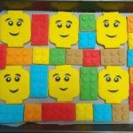Zestaw ciastek Lego na...