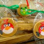Ciastka Angry birds