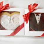 Ciastka ślubne -...