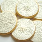 Ciasteczkowe medaliony