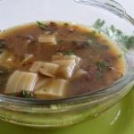 Zupa z grzybow lesnych - ...