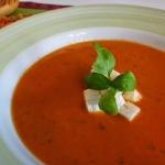 Zupa krem z pomidorow mal...
