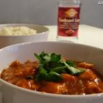 Tandoori Curry ze sloiczk...