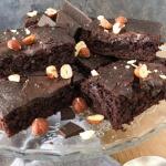 Weganskie brownie bez cuk...
