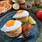 Wytrawny torcik pancakes...