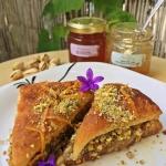 Baklava grecka w aromacie...