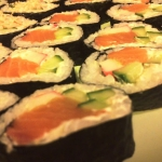 Domowe sushi