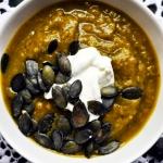 Szybka zupa dyniowo -...