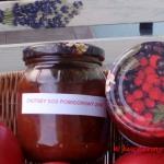 Chutney pomidorowy