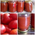 Przecier pomidorowy bez...