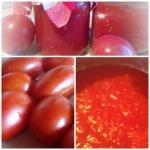 Przecier pomidorowy z kaw...