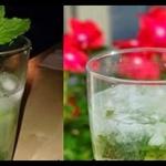 Drink a la Mohito