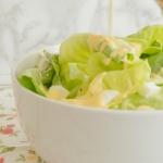Salata maslowa w smietano...