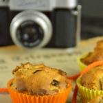 Muffiny czekoladowo-kokos...