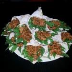 Mini tortille - przekaska...