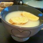 Zupa - krem czosnkowa, we...