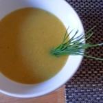 Zupa-krem warzywna, wegan...
