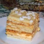 Ciasto Aniolek.