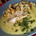 159. Zupa krem z kalfiora