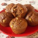 Kakaowe muffiny z Tabasco...
