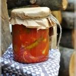 Ogorki z chili w zalewie ...