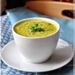 Zupa - krem z zielonych s...