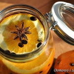 Nalewka pomaranczowo - ka...