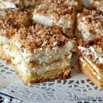Ciasto  Łabedzi puch
