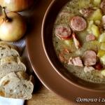 Ekstra mięsna zupa na...