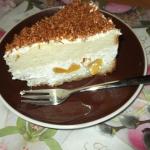 Tort Biała Dama