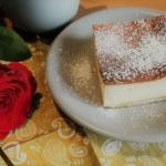 Sernik grecki (jogurtowy)