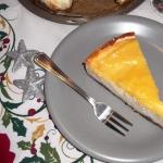 Sernik z lemon curd na pi...