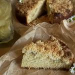 Ciasto biszkoptowe z raba...