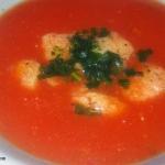Zupa pomidorowa a la Krwa...