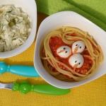 Spaghetti dla dzieci z la...