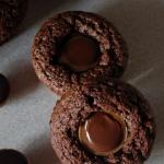 Kubeczki brownie z...
