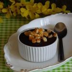 Kakaowy budyń jaglany
