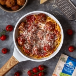 Spaghetti z warzywnymi kl...