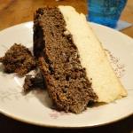 Dwuwarstwowe ciasto makow...