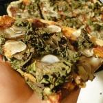 Szybka pizza z topinambur...