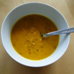 Zupa dyniowa na ostro z...