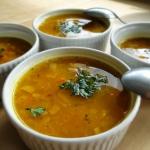 Dyniowa zupa. Z...