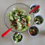 Zielony zakatek. Salatka ...
